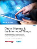 Digital Signage & the Internet of Things