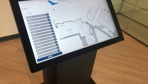 Toshiba delivers interactive digital signage to Florida church
