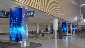 Clear Channel Airports announces digital airport advertising network at San Jose International Airport