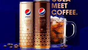 New Pepsi Caf Blends Cola With Coffee