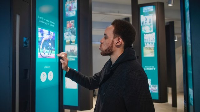 RealMotion delivers interactive content to Statue of Liberty Museum