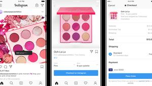 Instagram Checkout tests power of social media for mobile commerce