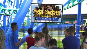 Cedar Fair upgrades amusement parks with digital signage from Reflect, BrightSign