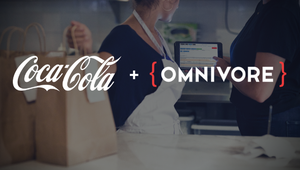 Coke, Omnivore launching restaurant digital marketplace covering apps to third-party delivery