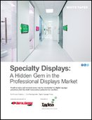 Specialty Displays: A Hidden Gem in the Professional Displays Market