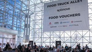 'Food Truck Alley' expands at NRF show in NYC