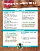 Potato Storage & Handling Tips