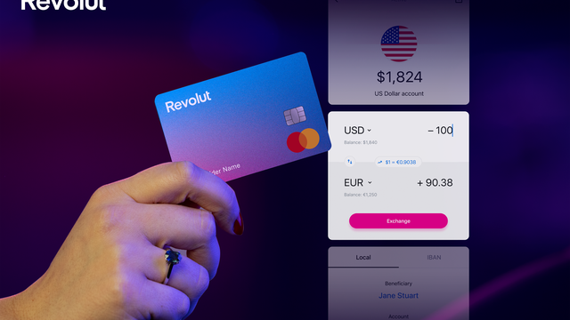 Revolut launches banking app in US