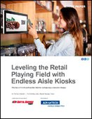 Leveling the Retail Playing Field with Endless Aisle Kiosks