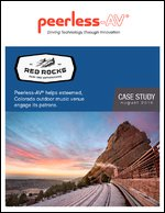 Case Study: Red Rocks Amphitheatre