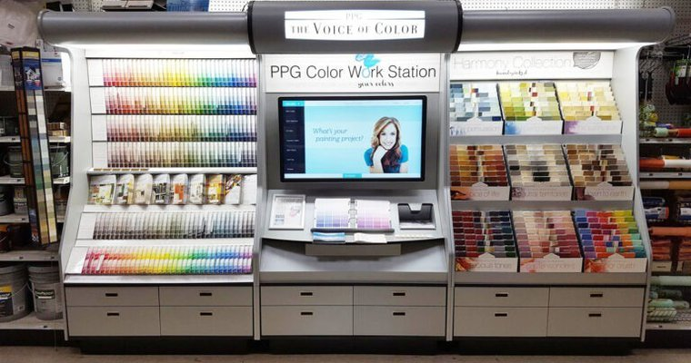 Interactive displays lead the way in retail