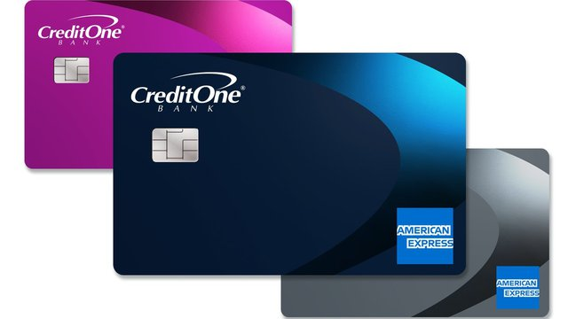 Credit One, American Express launch co-branded rewards card