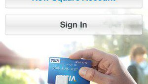 The Square app makes taking payments a breeze