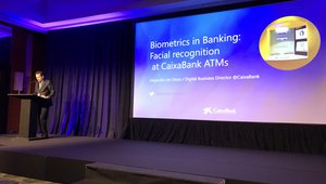 Spain's CaixaBank reports success with facial recognition at ATMs