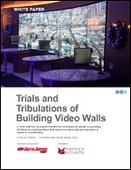 Trials and Tribulations of Building Video Walls