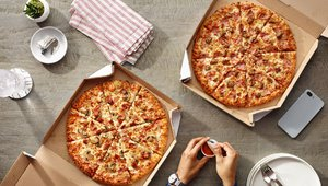 Domino's slashes pie price for National Pizza Month