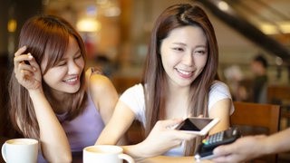Attracting Chinese consumers through the mobile payments space