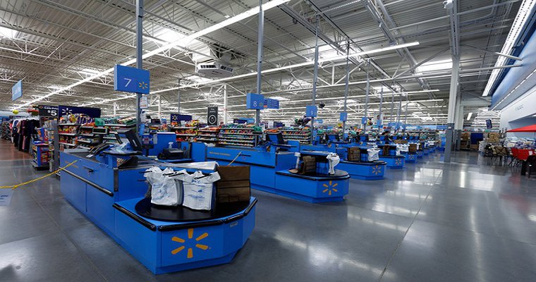 Walmart ramps up in-store automated fulfillment in rivalry with Albertsons, Kroger