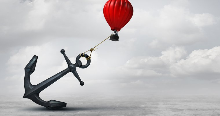 6 anchors that are holding you back | Biblical Leadership