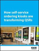 How self-service ordering kiosks are transforming QSRs