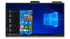 Sharp announces Windows collaboration display with Skype