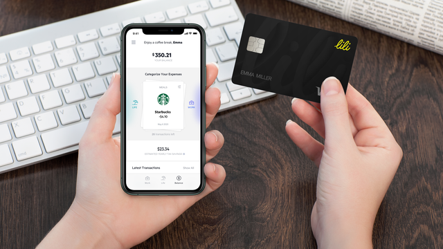 Mobile banking startup Lili raises $10M in seed funding