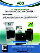 The Next Generation Self-Service Coin Centers