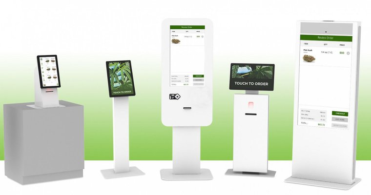 Cannabis payment software provider teams with Frank Mayer on self-service kiosks
