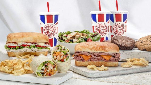 Earl of Sandwich se propage au Canada