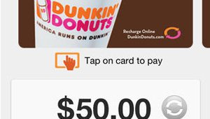 Dunkin' Donuts ready for mobile ordering test