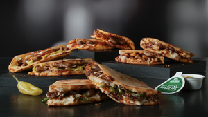 Papa John's makes play for mid-day with piadina-esque debut